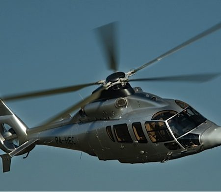 Helicopter VAT consulting