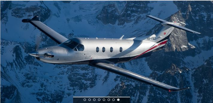 Nigel Watson brings fractional aircraft ownership to the Isle of Man.