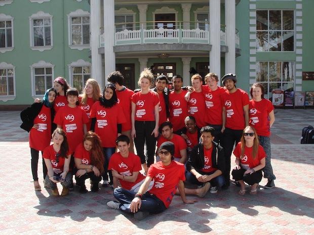 Natasha McKenzie. Manx Youth Opportunities in Tajikistan. Update.