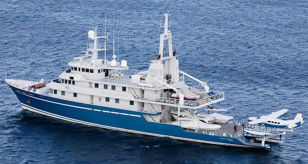 Khaled bin Sultan. Living Oceans Foundation.