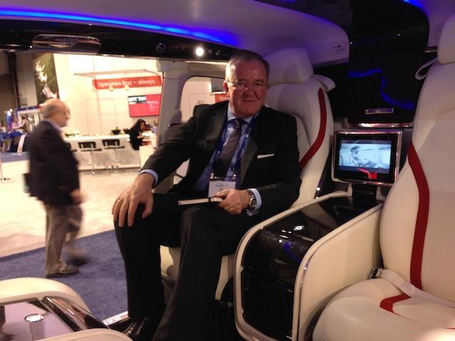 Bell 429 Heli Expo Nigel Watson