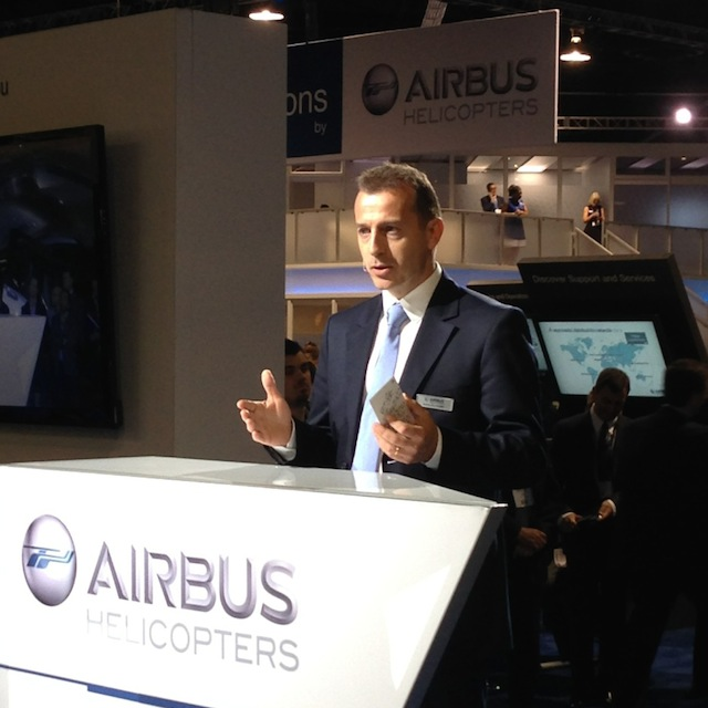 Eurocopter Changes Name To Airbus Helicopters.